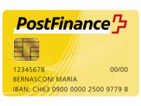 PostFinance Card