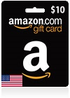 Amazon Gift Card (US) $ 10