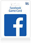 Facebook Game Card (Global) $ 5