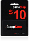 GameStop Gift Card $ 10 (US)